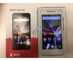 Смартфон МТС Smart Race 4G Dual sim lock (Белый)