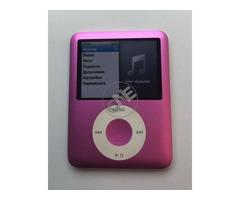 Apple iPod Nano 3 8GB (Розовый)